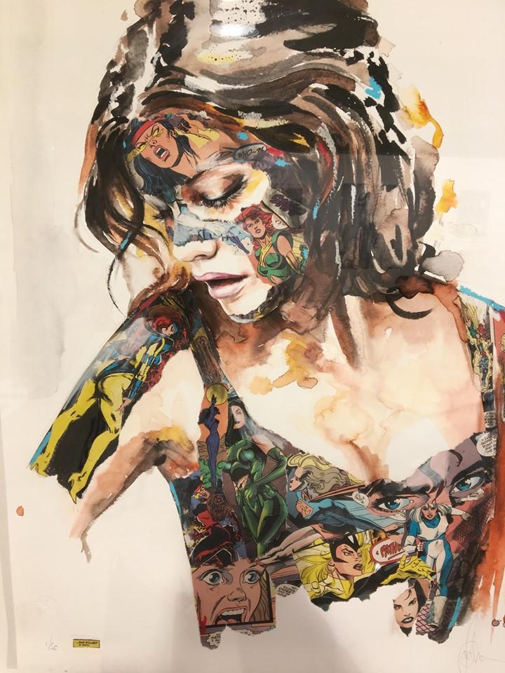 Sandra Chevrier, She killed a man m/ramme