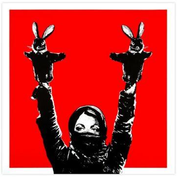 Protester Rød - DOT DOT DOT